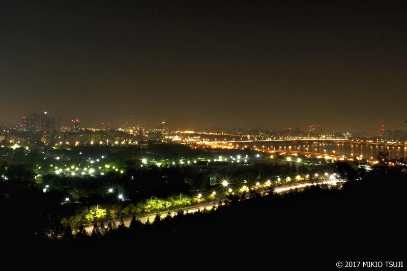 絶景探しの旅 - 0411 輝く光のグリーンライン (ソウル市 麻浦区)