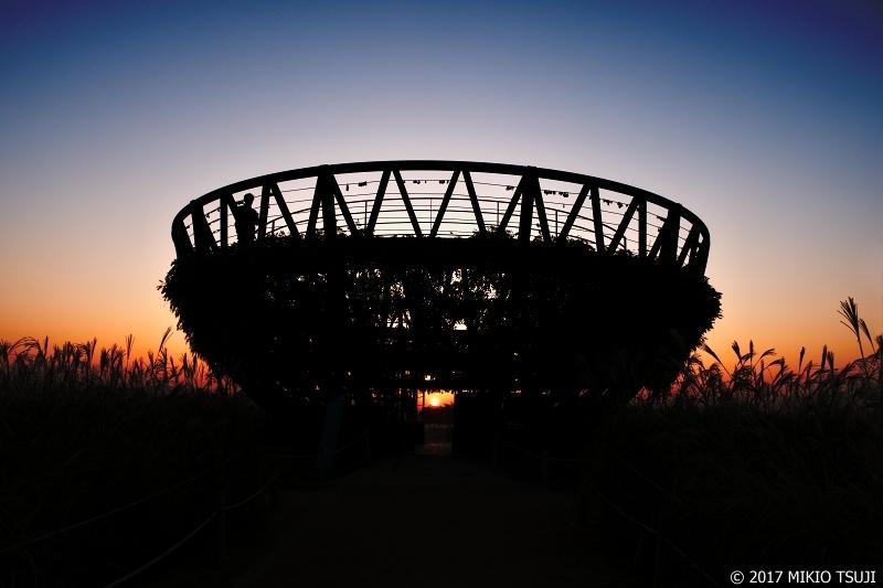 絶景探しの旅 - 0414 朝のグラデーション (ハヌル公園/ソウル市 麻浦区)