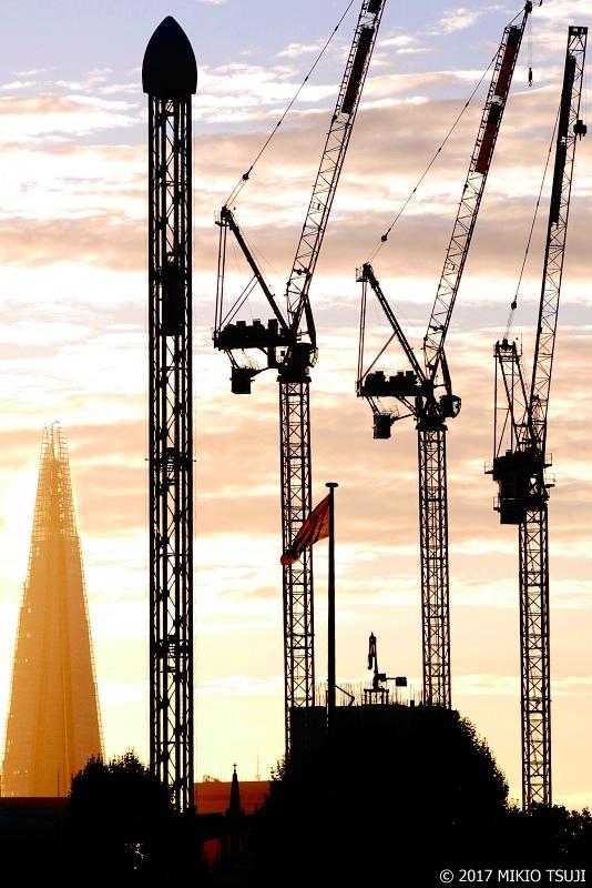 絶対探しの旅 – 0442 黄金に輝く現代のピラミッド ザ・シャード (英国 ロンドン)
