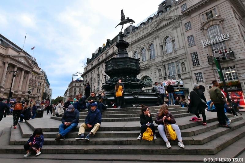 絶景探しの旅 - 0443 ピカデリーサーカス (英国 ロンドン)