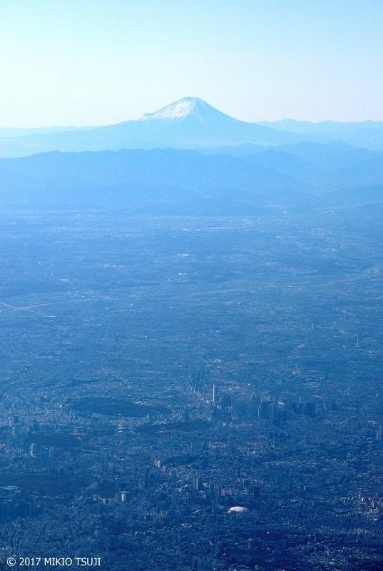 絶景探しの旅 - 0445 師走の大都会 (東京上空)