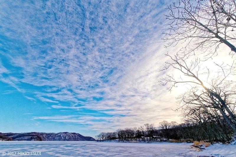 絶景探しの旅 - 0447 冬の塘路湖のひと時 (北海道 標茶町)