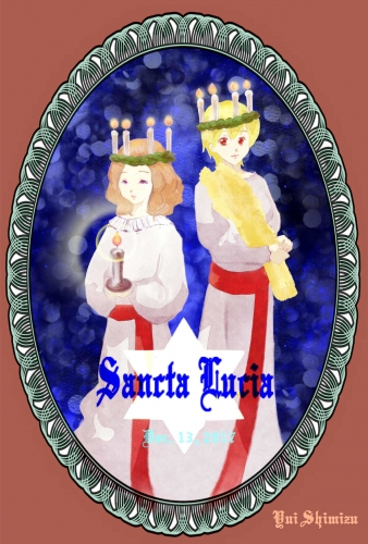 「聖ルチア祭」
